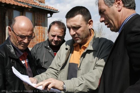"""1203 Corso di formazione settore Agro """"Plant Protection and Enviroment"""" – Il prof. Arben (Università di Pristina), Kosovo"""